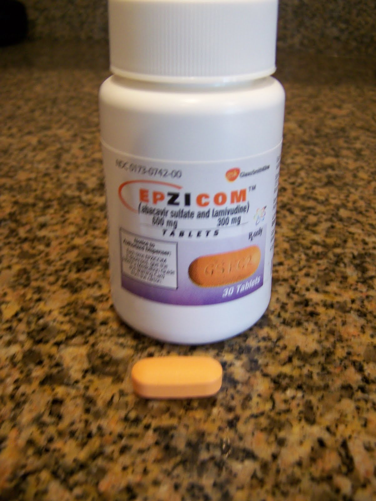 Epzicom | allergic reaction to abacavir